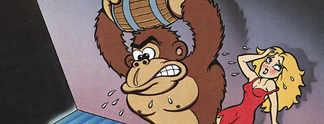 Donkey Kong wurde in der Badewanne erfunden