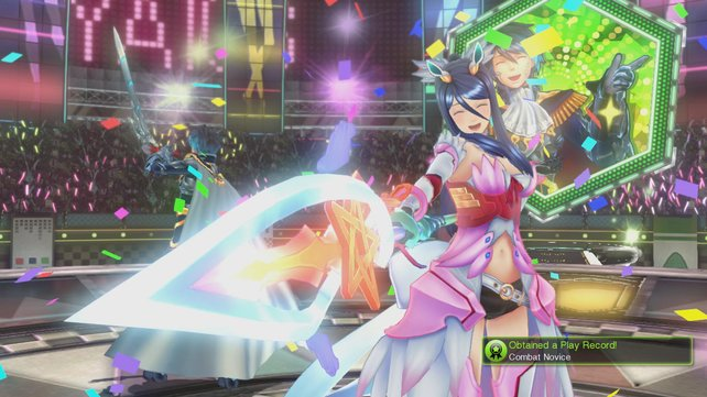Tsubasa kämpft als Pegasus-Ritter.