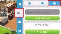 Freunde hinzufügen und besuchen