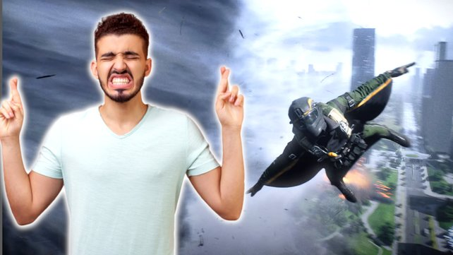 Jetzt heißt es Daumendrücken, damit dieser geleakte Modus für Battlefield 2042 auch kommt. Bildquelle: Electronic Arts, Getty Images/Khosrork.