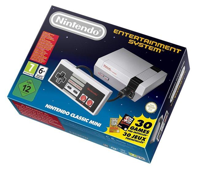 Aus der Retro-Zauber. Die Minikonsolen werden nicht mehr hergestellt.