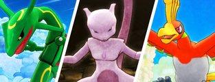 Alle Legendären Pokémon mit Fundorten