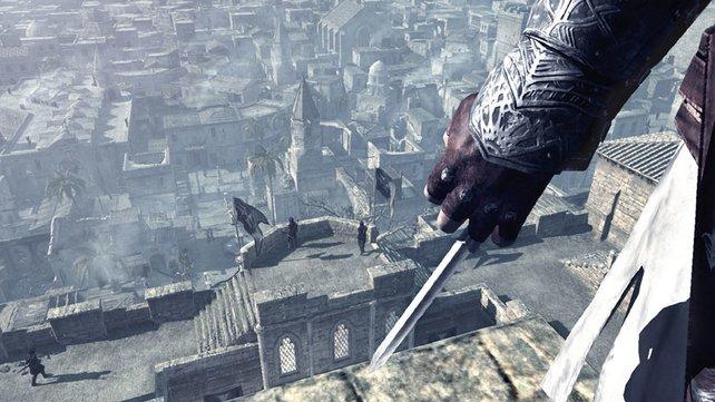 Der Held des ersten Assassin's Creed ist Altaïr.
