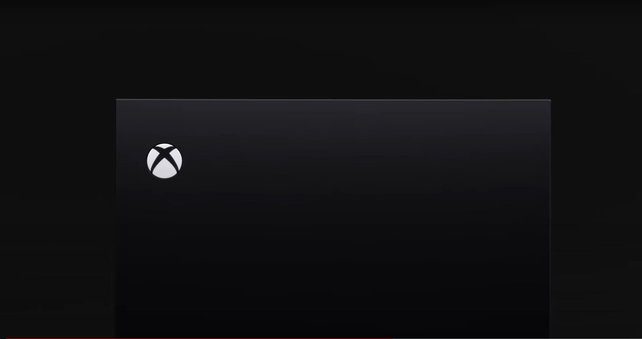 Microsoft scheint auch bei dem Logo der Xbox Series X die schlichte Variante zu bevorzugen.