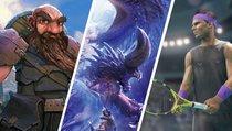 Monster Hunter World und mehr in dieser Woche