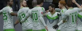 Fußballverein VfL Wolfsburg heuert Fifa-Zocker an