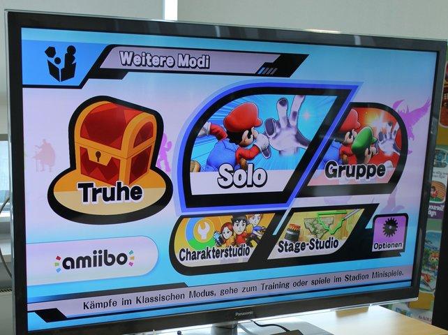 Super Smash Bros. bietet viele Spielmodi. Hier seht ihr nur ein paar davon.
