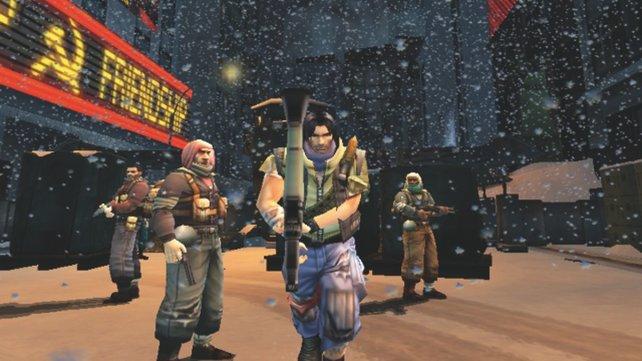 Taktische Kämpfe, pixlige Ballereien, einen Widerstand formieren - Freedom Fighters kehrt nach 17 Jahren auf den PC zurück.