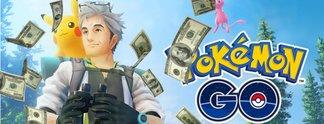 Pokémon Go: Seit Tausch-Update geben Spieler mehr Geld aus