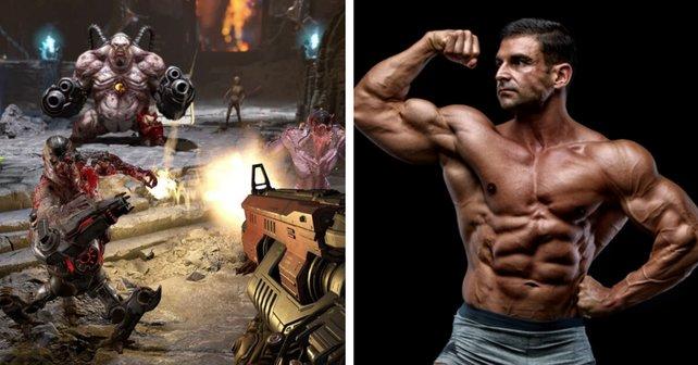 Ein experimenteller Handheld bringt Doom mit einem besonderen Kniff zum Laufen. Quelle: gettyimages/MRBIG_PHOTOGRAPHY