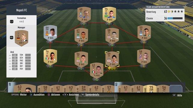 Bei FIFA 17 bestimmt die Taktik rund um die Themen Aufstellung und Formation, wer das bessere Team besitzt.