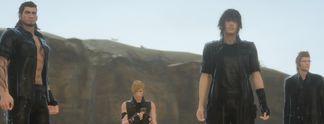 Tests: Final Fantasy 15 für euch durchgespielt: Kein schlechtes Spiel