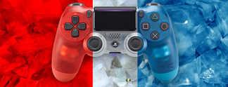 "PlayStation 4: Neue ""Crystal""-Controller angekündigt"