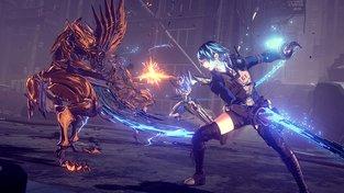 Astral Chain: Frische Eindrücke von PlatinumGames' Action-Klopper