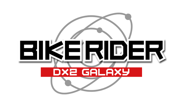 Bike Rider DX2 - Galaxy