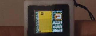 Der kleinste Game Boy der Welt, der sogar Doom abspielen kann