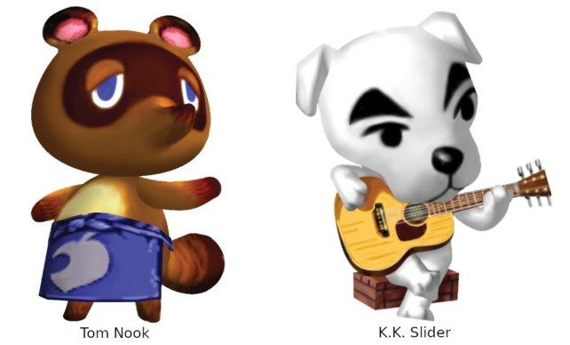 Ich wollte die Konsole unbedingt- auch wegen des Spiels Animal Crossing - Wild World mit seinen liebevoll gestalteten Charakteren.