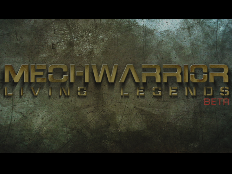 Mechwarrior - Living Legends