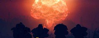 Fallout 76: Drei große Content-Updates für 2019 geplant