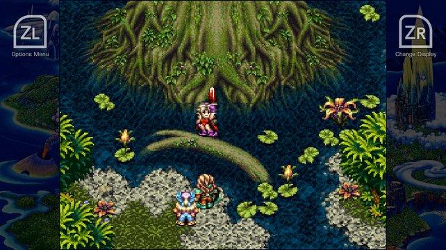 16Bit-Grafikwunder: So sieht Trials of Mana in der Mana Collection aus.