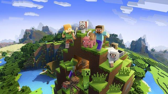 Minecraft | 112 Millionen Spieler