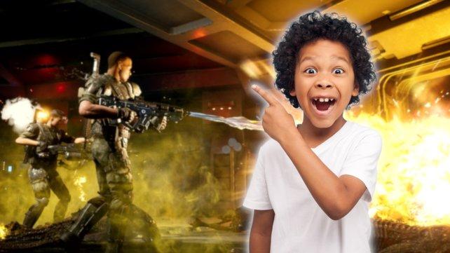 Ein Koop-Shooter auf Steam lässt euch schreckliche Monster bekämpfen. Bildquelle: Getty Images/ Khosrork