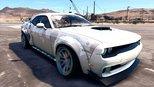 Hier findet ihr den Dodge Challenger SRT 8
