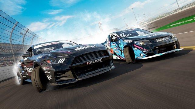 Forza Motorsport 7 erschien 2017 für Xbox One. Dieses Jahr hat die Reihe eine Pause gemacht.