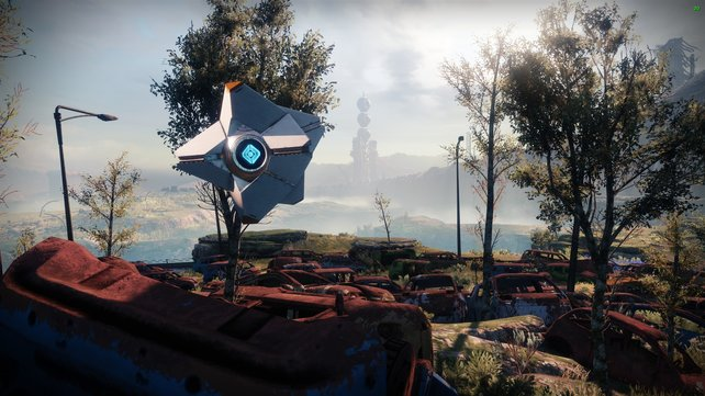 Nicht zu vergessen: Neueinsteiger in Destiny 2 fangen mit einer neuen, aber doch wohlbekannten Mission an.