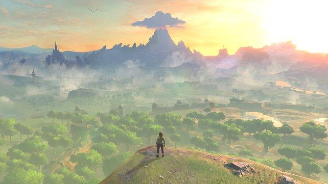 Damals hatte ich noch keine Vorstellung von den wunderbaren Welten von The Legend of Zelda und Co.