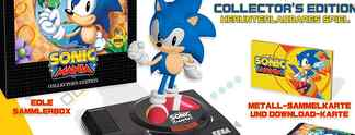 Sonic Mania: Die fast ultimative Retro-Sammlerausgabe