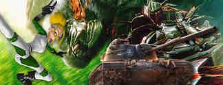 Neues für Android und iPhone - Folge 33: Diesmal mit World of Tanks und Monster Hunter