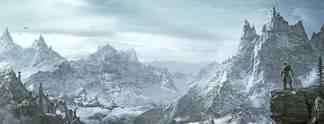 Panorama: Diese Kunstdrucke lassen das Herz jedes Skyrim-Fans höher schlagen