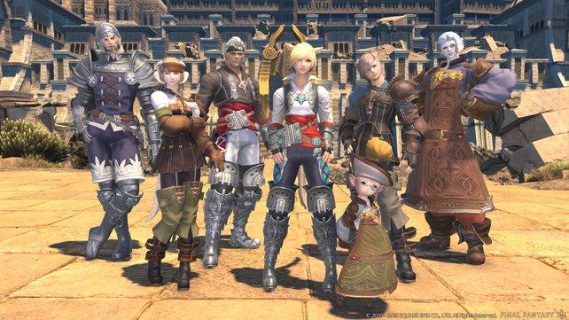 Final Fantasy 14 - Stormblood: Wenn ihr spielen wollt, werden monatliche Gebühren fällig.