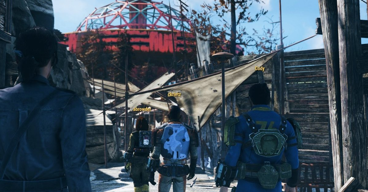 Fallout 76 | Spieler verkaufen ihren Müll zu verrückten Preisen