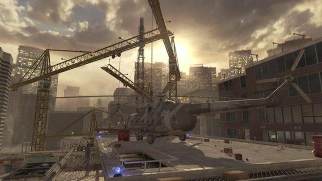 Viele Multiplayer-Maps aus CoD: Modern Warfare haben bereits Kultstatus und werden mehrfach wiederverwendet.