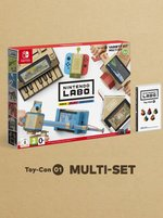 Nintendo Labo - Toy-Con 01 Multi-Set