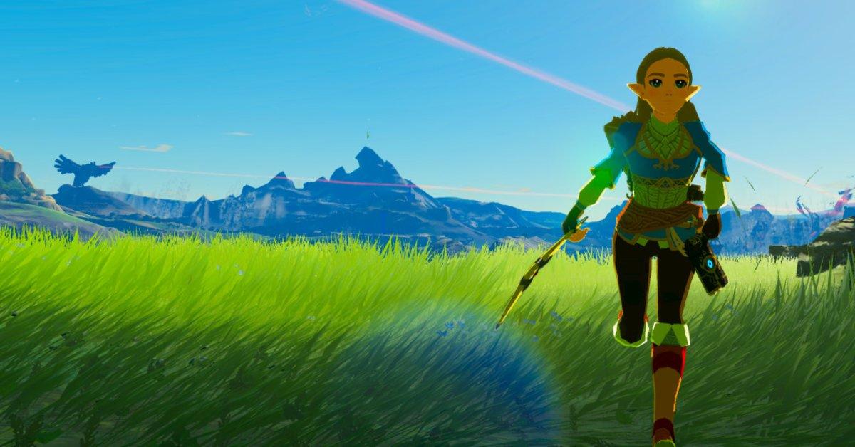 Zelda - Breath of the Wild: Aufwendige Mod lässt euch als