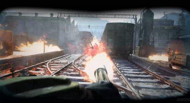Call of Duty: Modern Warfare - wie cool ist das denn bitte?