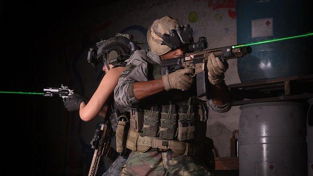 Der Multiplayer-Modus von Call of Duty: Modern Warfare soll regelmäßig kostenlose Inhaltserweiterungen erhalten.