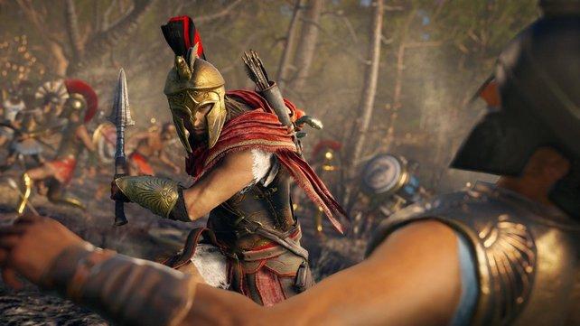 Wird das neue Abenteuer von Assassin's Creed sich wirklich um die nordische Mythologie drehen?