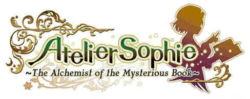 Atelier Sophie - Mysterious Book