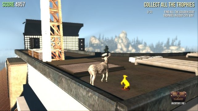 Die Suche nach allen Ziegen-Trophäen kann sich ganz schön in die Länge ziehen - wir helfen euch!