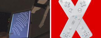Panorama: Schmeißt eure Wii nicht weg: Baut euch aus ihr ein digitales White-Board