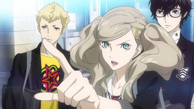 Die Zwischensequenzen spielen auf dem Niveau großer Anime-Produktionen.