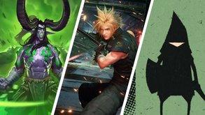 Final Fantasy 7: Remake und mehr in dieser Woche
