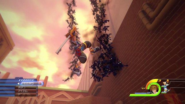 Wo bleibt Kingdom Hearts 3? Sora, wir vermissen dich!