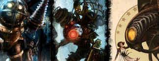 Bioshock - The Collection: Sammlung aller drei Teile gesichtet