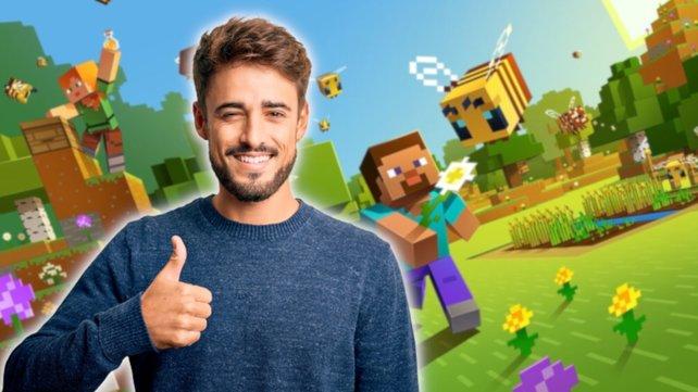 Minecraft-Spieler können sich für besonderen Job bewerben. Bildquelle: Getty Images/ AaronAmat