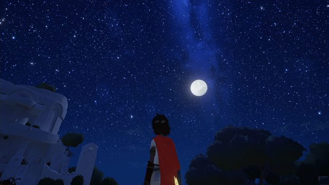 Dank des dynamischen Tag-Nacht-Wechsels zeigt auch die Nacht wirkungsvolle Eindrücke.